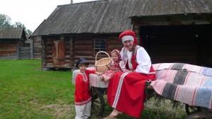 Shush troe 300x168 День рождения в этно деревне