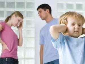 rebenok ssora 300x225 А если ссориться не при детях?