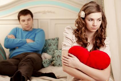 Не повезло с мужем